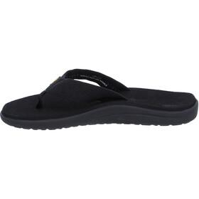 Teva Voya Flip Sandals Herre brick black